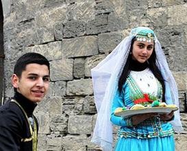 Culture in Azerbaijan