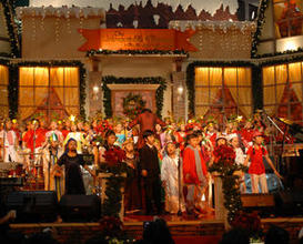 Christmas in Muslim Indonesia