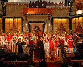 Christmas in Muslim Indonesia
