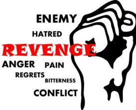 Criticism arouses revenge
