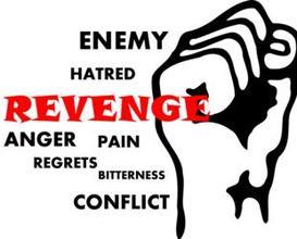 Criticism arouses revenge