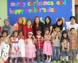 Finding kindergarten in Indonesia