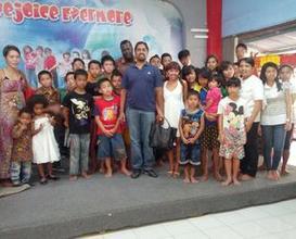 Volunteer work in Yogyakarta