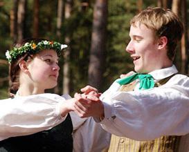 Culture in Latvia