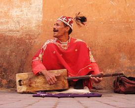 Culture in Morocco