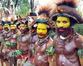 Culture in Papua New Guinea