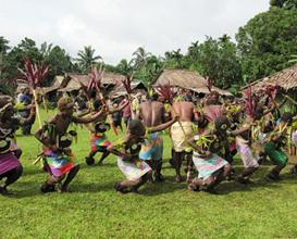 Culture in Solomon Islands